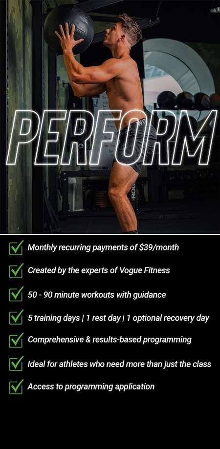 Perform Program